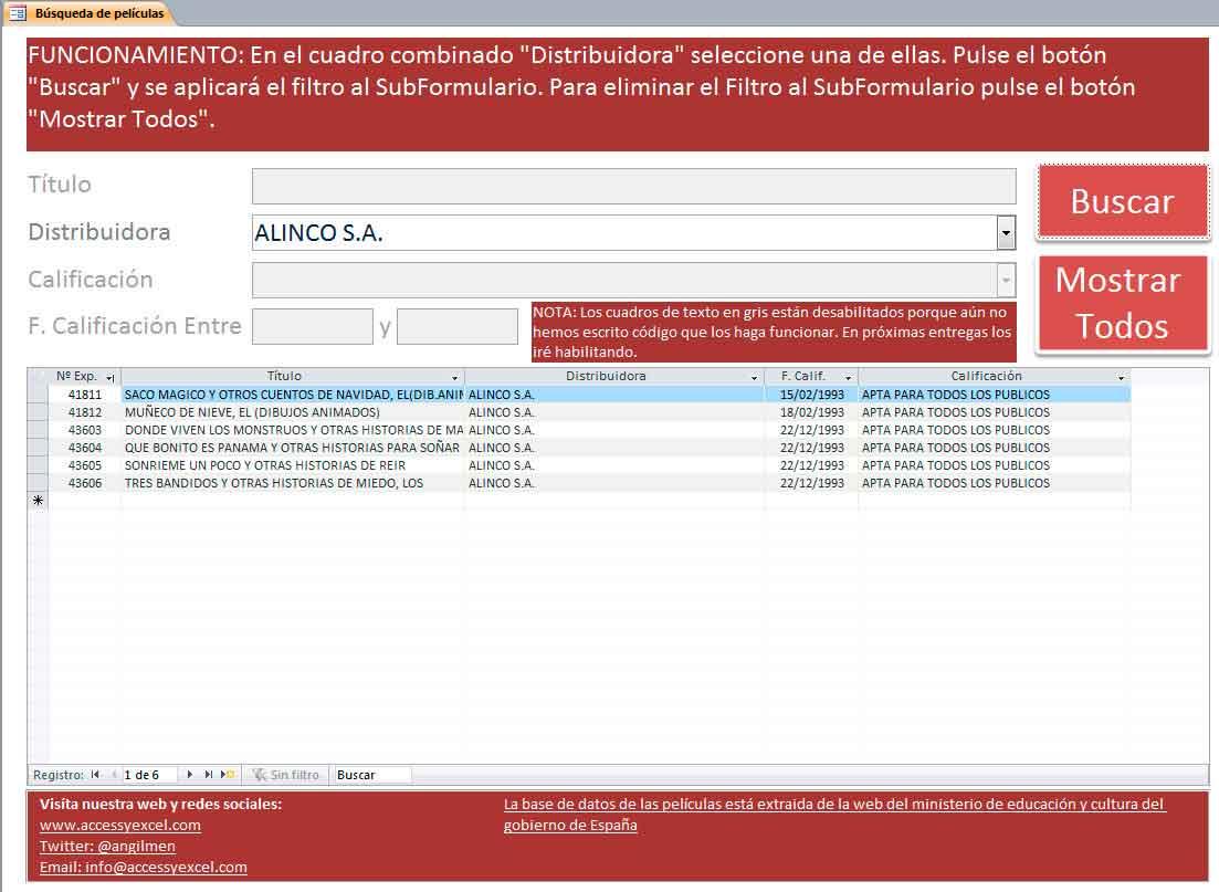 Access-Filtro-Formulario