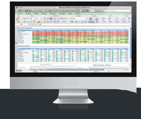 Excel Para Mac 2011