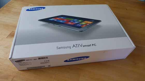 Tablet Samsung Smart PC con Access y Windows 8
