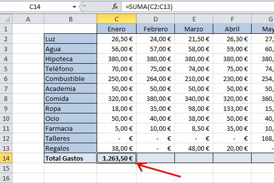 Microsoft Excel - Controlador de relleno