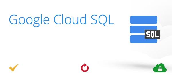 Google Cloud MySQL