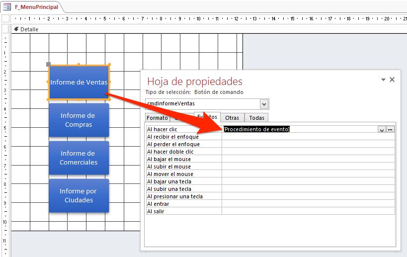 Microsoft Access Docmd.OpenReport