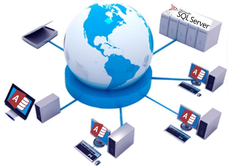 Microsoft Access servidor sql server