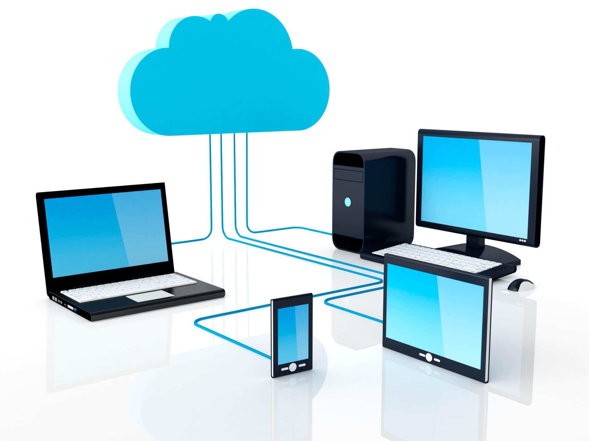 Sistema de datos en la nube
