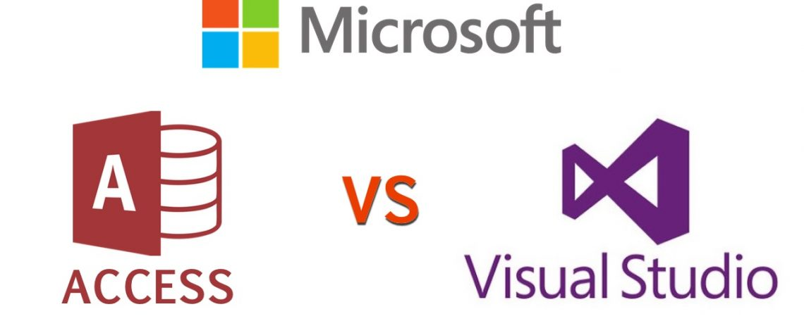 Access contra Visual Studio